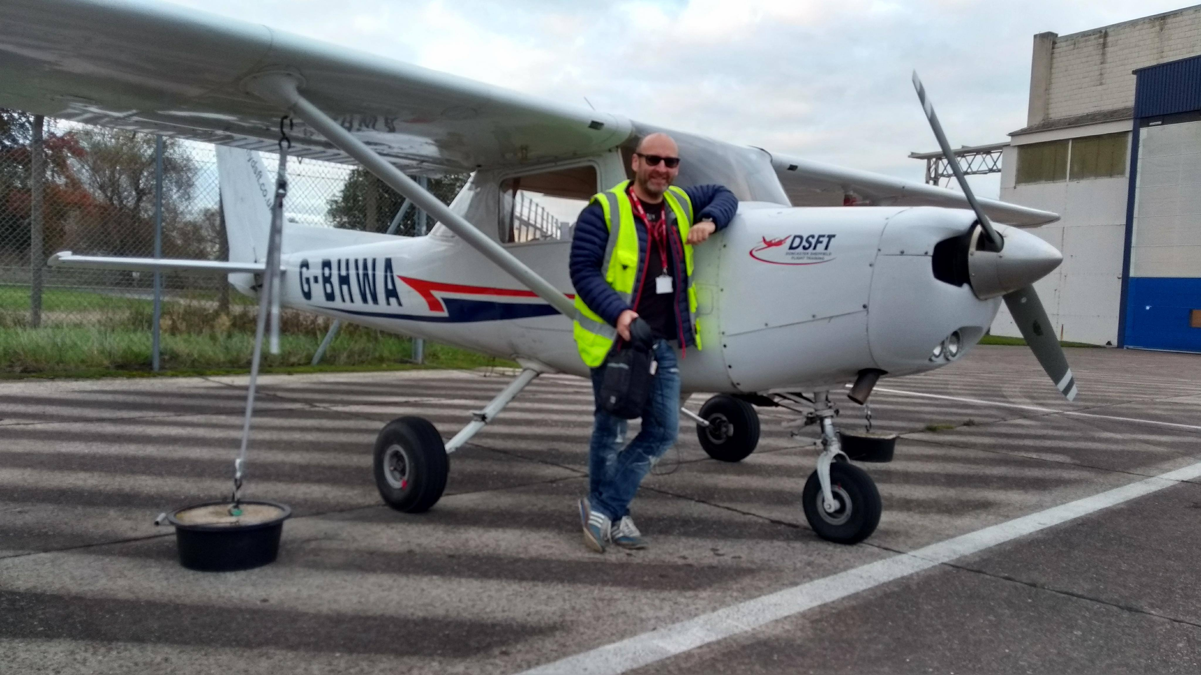 Aircraft Hire | Doncaster Sheffield Flight Training